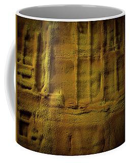 Coffee Mug featuring the photograph Prehistoric Scene by Juan Contreras