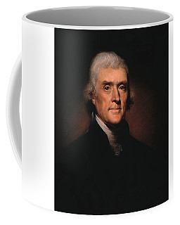 President Thomas Jefferson  Coffee Mug