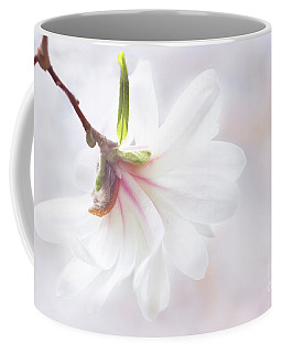 Pretty In Pastel Star Magnolia Coffee Mug