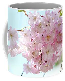 Pretty Pink Blossoms Coffee Mug