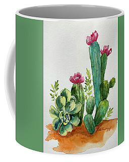 Prickly Cactus Coffee Mug