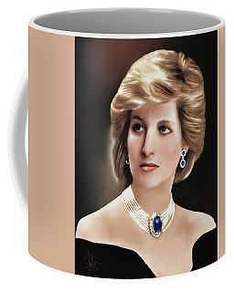 Princess Diana Coffee Mug