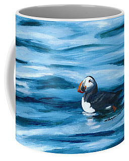 Puffin Coffee Mug