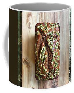 Pumpkin And Cranberry Sourdough Coffee Mug