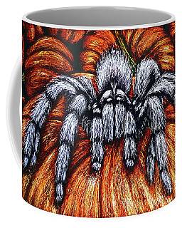 Pumpkin Patch Nightmare Coffee Mug