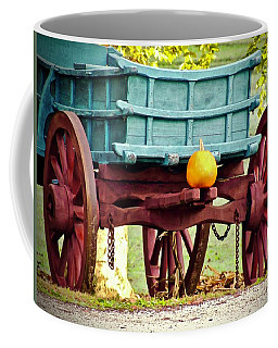Pumpkin Trail Mix Coffee Mug