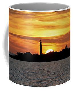 Coffee Mug featuring the photograph Punta Secca by Mirko Chessari