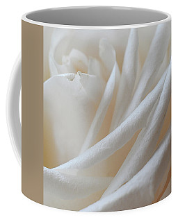 Coffee Mug featuring the photograph Purity by Michelle Wermuth