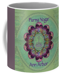 Purna Yoga Ann Arbor Coffee Mug