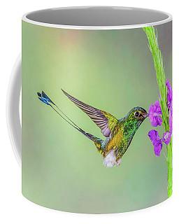 Purple Attraction Coffee Mug