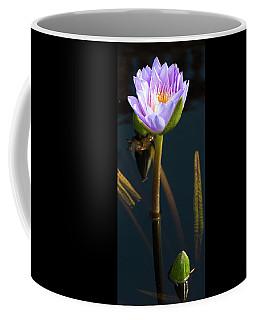 Purple Elegance Coffee Mug