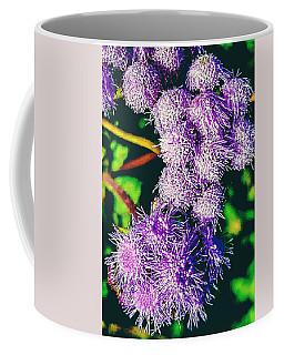 Purple Fur Coffee Mug