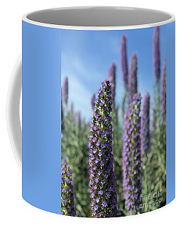 Purple Hyssop  Coffee Mug