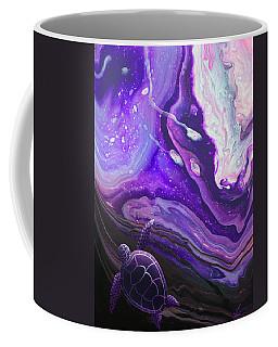 Purple Munchkin Coffee Mug