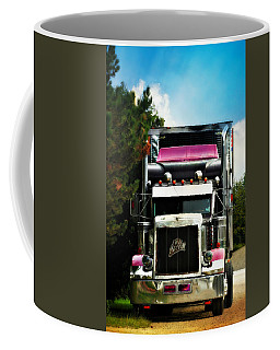 Purple Pete Coffee Mug