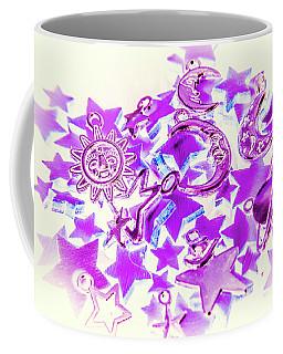 Purple Planetarium Coffee Mug