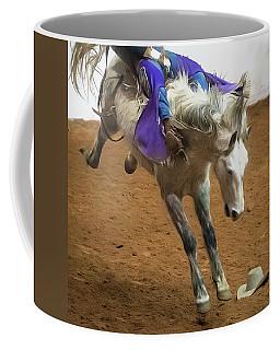 Purple Rein Coffee Mug