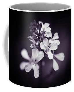 Coffee Mug featuring the photograph Purple Tears by Michelle Wermuth