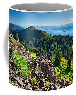 Purple Vista Coffee Mug