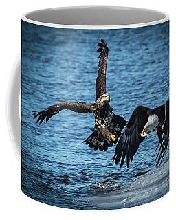 Push Off Coffee Mug
