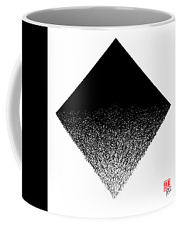 Pyramid Coffee Mug