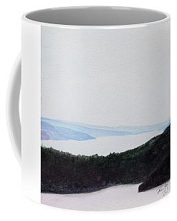 Quabbin Looking North Coffee Mug