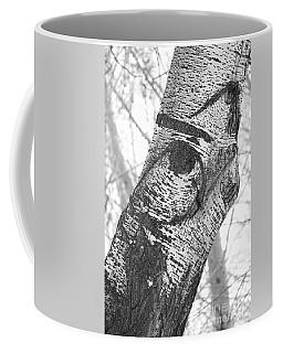 Quail In The Poplar Tree Coffee Mug