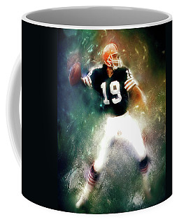 Quarterback Bernie Kosar Coffee Mug