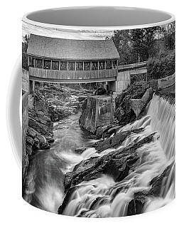 Coffee Mug featuring the photograph Quechee Old Mill District by Rick Berk