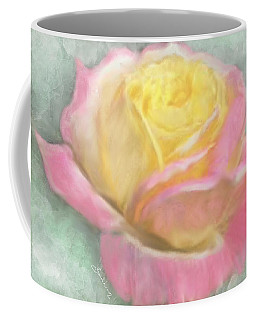 Queen Bella Rose -  I Care Coffee Mug
