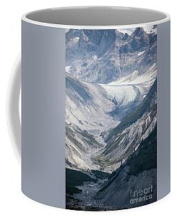 Queen Inlet Glacier Coffee Mug