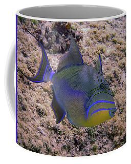 Queen Profile Coffee Mug