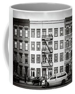 quick delivery BW Coffee Mug