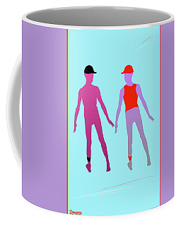 Quick Glance Coffee Mug