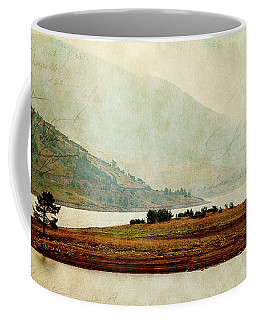 Coffee Mug featuring the photograph Quiet Before The Storm by Milena Ilieva