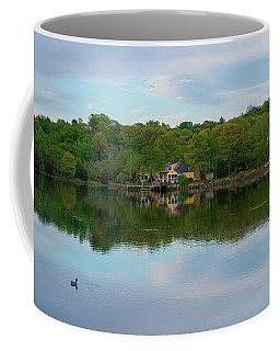 Quiet Evening By The River Coffee Mug