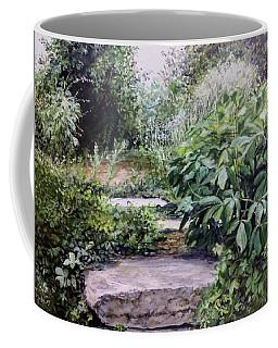 Quiet Path Coffee Mug