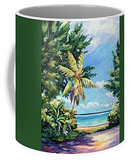 Quiet Stretch Of Beach Coffee Mug