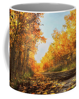 Coffee Mug featuring the photograph Quiet Time by Rick Furmanek