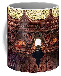 Morgan Library Lamp Coffee Mug