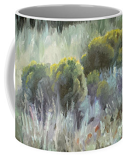 Rabbit Brush Study Coffee Mug