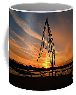 Rafaga Unleashed Sunset Coffee Mug