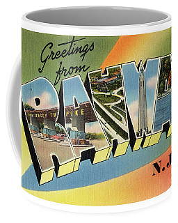 Rahway Greetings Coffee Mug