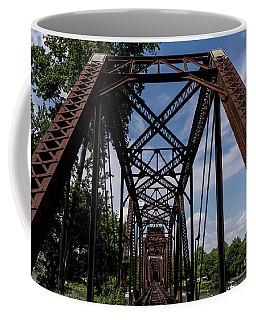 Railroad Bridge 6th Street Augusta Ga 2 Coffee Mug