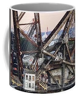 Railroad Bridge Coffee Mug