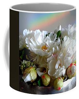 Rainbow Buds N' Blooms Three Coffee Mug