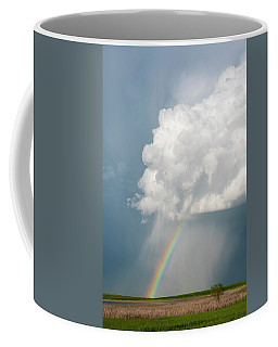 Rainbow Cloud Coffee Mug