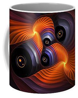Rainbow Eyes Coffee Mug