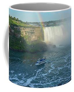 Rainbow Glow Coffee Mug