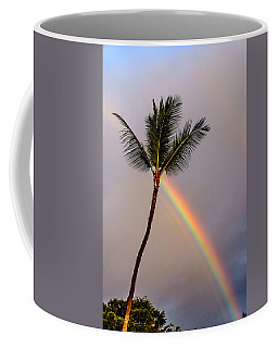 Rainbow Just Before Sunset Coffee Mug